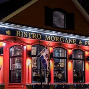 Bistro La Morgane / Glen Morgan's Irish Pub