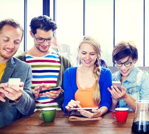 Réseaux sociaux pour entreprise